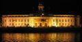 Ireland-Cork City-City Hall At Night.jpg