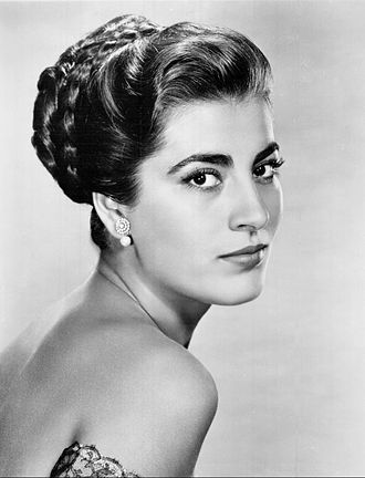 Irene Papas - Papas in 1956
