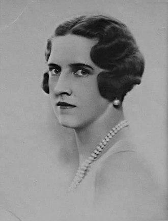Princess Irene, Duchess of Aosta - Image: Irene of Greece, duchess of Aosta