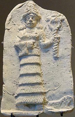 Ishtar Eshnunna Louvre AO12456