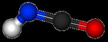 Isocyanic acid 3D balls.png