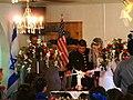 Israeli flag at American wedding.jpg