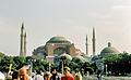Istanbul, Hagia Sophia in 1988.jpg