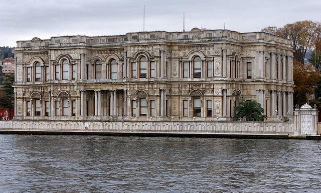 Palacio Beylerbeyi
