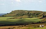 Ivinghoe Beacon seen from The Ridgeway.jpg