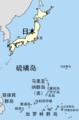 Iwo jima location mapSagredo-zh.png