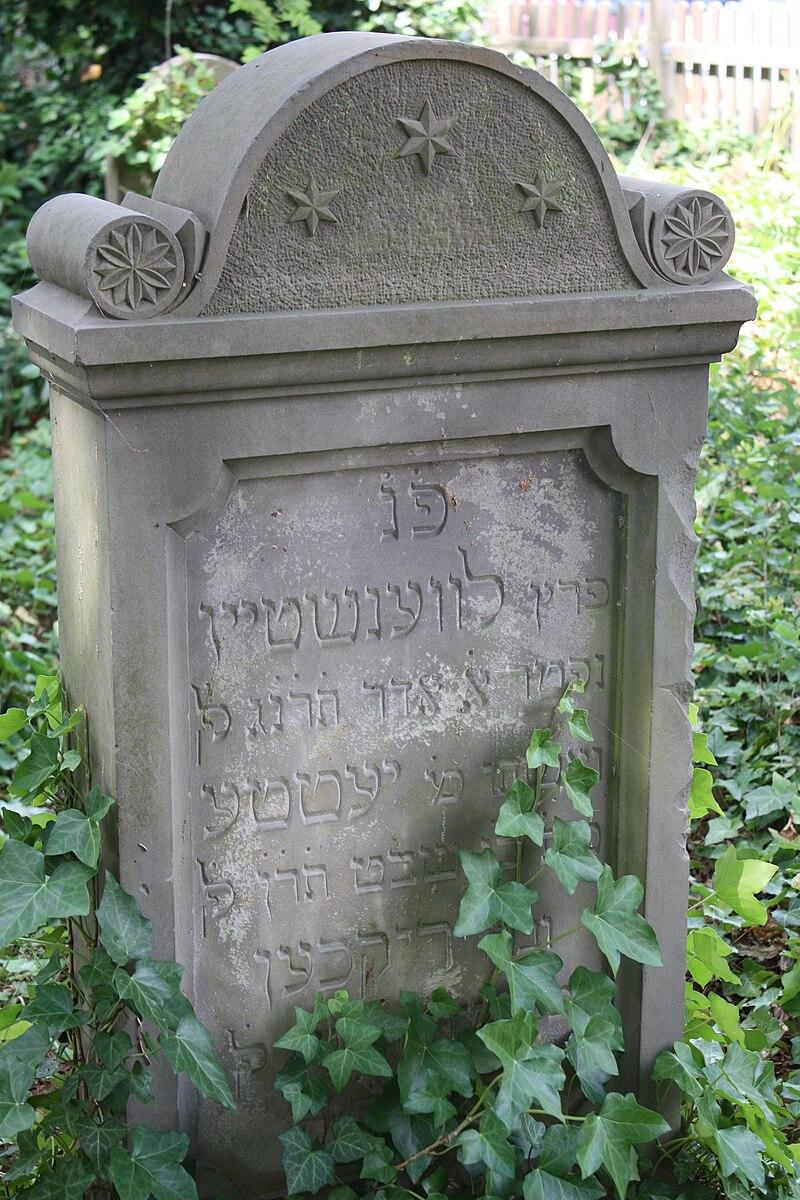 Jüdischer Friedhof Sulingen Juli 2010 20.JPG