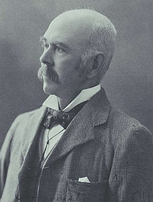 Josiah Symon - Symon at the 1898 Australasian Federal Convention.