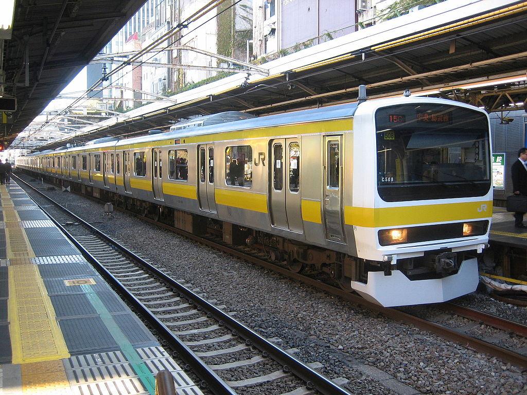 JR東日本209系500番台C508編成