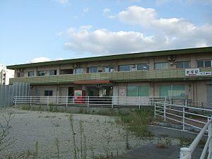 Orio Station - Image: JR Kyushu Orio Station 02