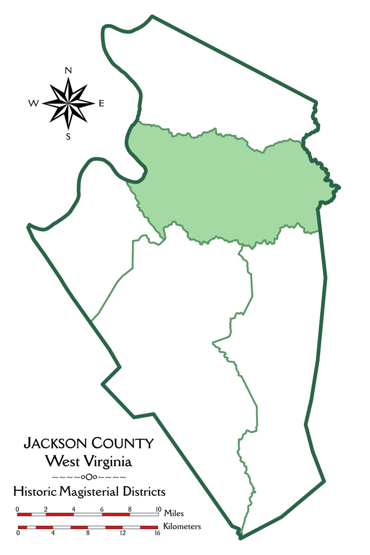 tax records jackson county west virginia