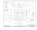 Jacob Evans House, Marlton-Medford Road, Marlton, Burlington County, NJ HABS NJ,3-MART.V,5- (sheet 22 of 24).png