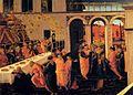 Jacopo del sellaio, banchetto di assuero, uffizi.jpg