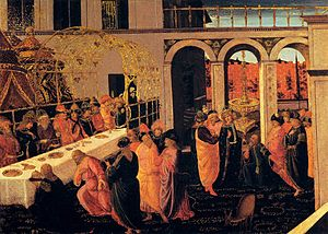 The Banquet of Ahasuerus