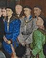 Jacques de Guise, Chroniques de Hainaut, frontispiece, KBR 9242 (d).jpg