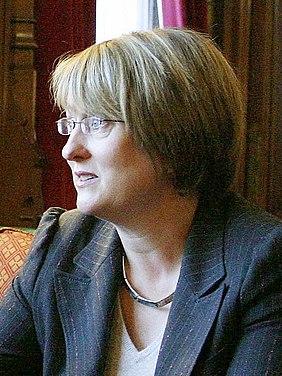 Jacqui Smith British politician