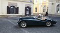 Jaguar XK 120, 2013 Oldtimer Bohemia Rally.JPG