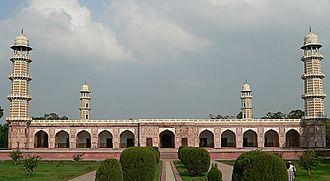 Shahdara Bagh - Image: Jahangir's Tomb