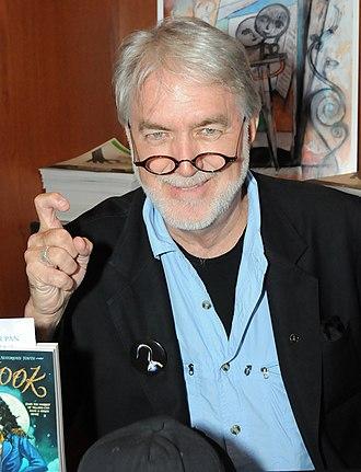 James V. Hart - Hart at an event for Capt. Hook (2011)