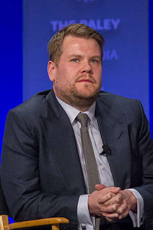 The Late Late Show with James Corden - Corden in 2015
