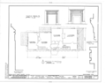 James and William Smith House, 106 Main Street, Roslyn, Nassau County, NY HABS NY,30-ROS,6- (sheet 4 of 10).png
