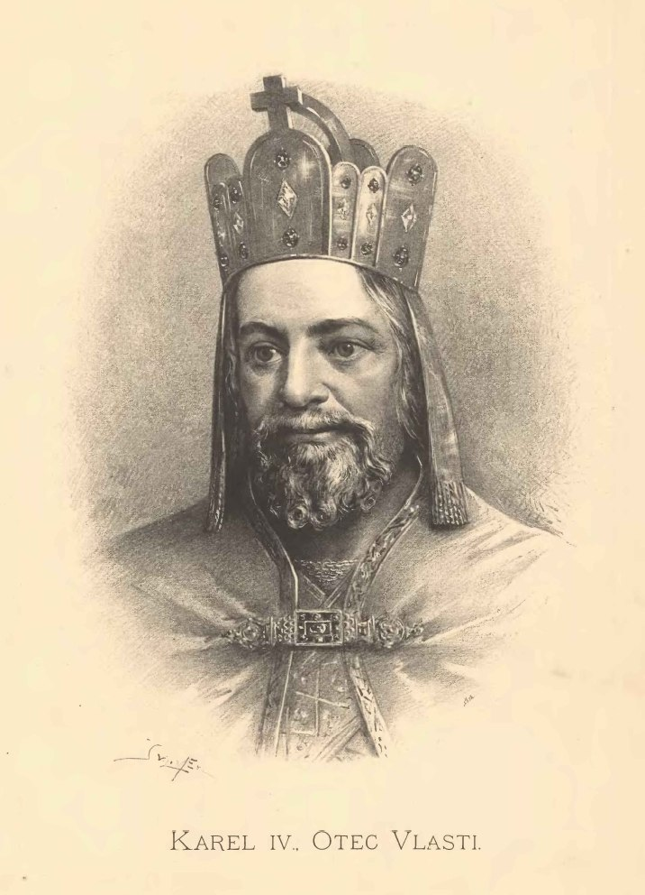 Jan Vilímek - Karel IV