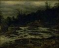 Jan van Kessel d.Æ. - Mountain Scenery with Waterfall - KMS1872 - Statens Museum for Kunst.jpg