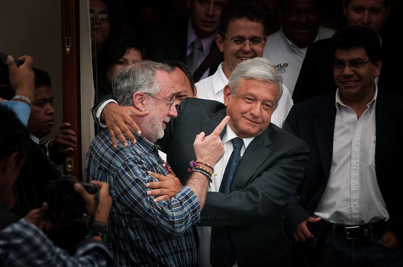 File:Javier Sicilia Andres Manuel Lopez Obrador.jpg