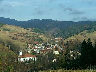 Ruś Szlachtowska - Jaworki, an unofficial capital of the region