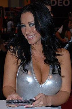 Jayden Jaymes at Exxxotica Miami 2009cut.jpg