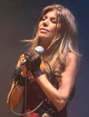 Corazón de poeta - Jeanette performing in Arequipa, Peru in 2014.