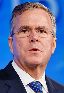 Jeb Bush at Southern Republican Leadership Conference May 2015 by Vadon 02.jpg
