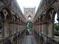Jedburgh Abbey August 2018 in the Scottish borders.jpg