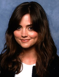 Jenna Coleman English actress