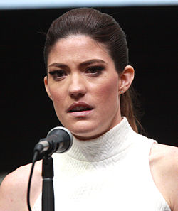 Jennifer Carpenter vuonna 2013.