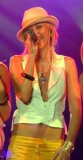 Jenny Frost English singer, songwriter