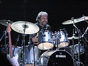 Jerry Marotta - Image: Jerry Marotta, drummer