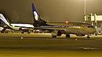 Jet Airways 737 at Bangalore Airport (39661499421).jpg