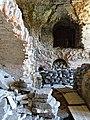 Jewish Tombstones Piled in Casemate - Brest Fortress - Brest - Belarus - 02 (27446926526).jpg