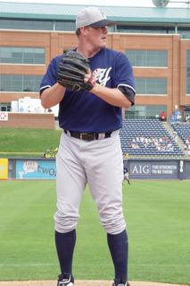 Jim Brower American baseball player