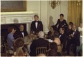 Jimmy Carter and Rosalynn Carter host State Dinner in honor of President Jose Lopez Portillo of Mexico - NARA - 173698.tif