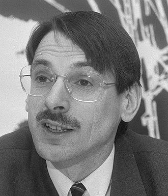 Jo Ritzen - Jo Ritzen in 1986