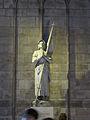Joan of Arc, Notre Dame, Paris June 2014.jpg