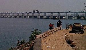 Second Mahanadi Rail Bridge - Image: Jobra 123