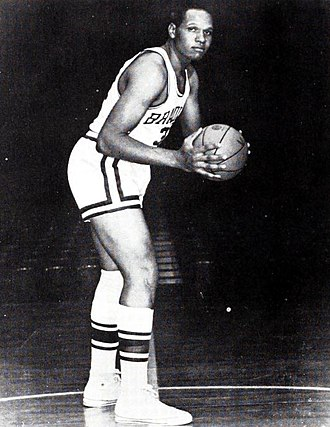 Joe Allen (basketball) - Allen from the 1967 Anaga