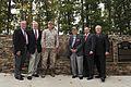 Joe Rosenthal Plaque Dedication Ceremony 131009-M-XX671-079.jpg