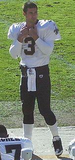 Joey Harrington American football quarterback