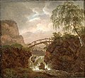Johan Christian Dahl - Nordic Landscape with a Wooden Bridge - NG.M.01742 - National Museum of Art, Architecture and Design.jpg