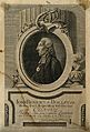 Johann Heinrich Dollfuss. Line engraving by J. R. Holzhalb, Wellcome V0001621.jpg