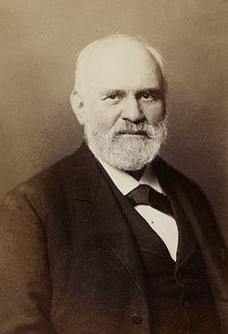 Johann Samuel Heinrich Kiepert 1885 (...)Loescher & btv1b8453164n (cropped).jpg